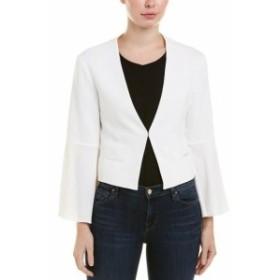 bell ベル ファッション 衣類 Derek Lam 10 Crosby Cropped Bell Sleeve Jacket 4 White