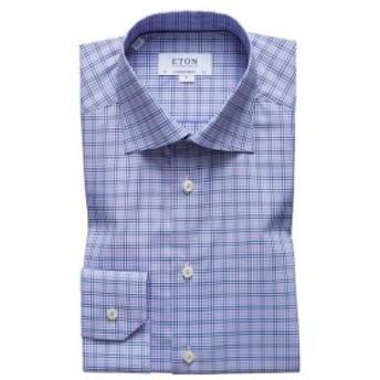 Eton イートン ファッション アウター Eton Contemporary Fit Dress Shirt