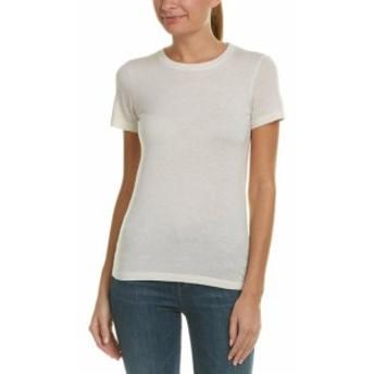 AG  ファッション トップス Ag Jeans Fallon Cashmere & Silk-Blend Sweater Xs White