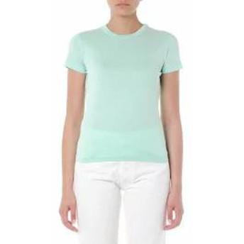 Maison Margiela レディースその他 Maison Margiela Green Cotton Iconic T-shirt Green