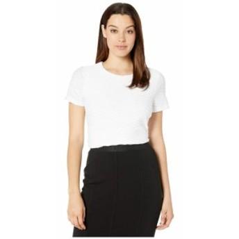 Calvin Klein カルバンクライン 服 一般 Short Sleeve Textured Knit