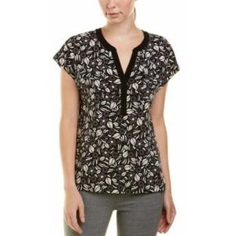 Anne Klein アンクライン ファッション トップス Anne Klein Top Xs Black