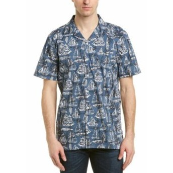 ONIA オニア ファッション アウター Onia Vacation Woven Shirt