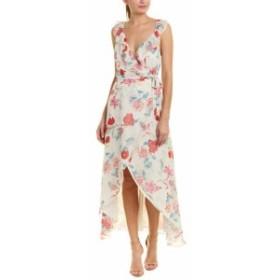 BB Dakota BB ダコタ ファッション ドレス Bb Dakota Amiee Wrap Dress
