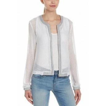 ファッション フォーマル Nell Montreal Mesh Jacket Xs White