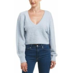 ファッション トップス Finders Keepers Womens Finderskeepers Wildfire Sweater S Blue