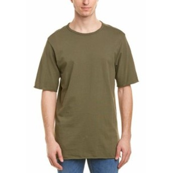 Hudson ハドソン ファッション アウター Hudson Denim Elongated T-Shirt
