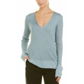 rag & bone ラグ&ボーン ファッション トップス Rag & Bone Alyssa Sweater Xxs Blue