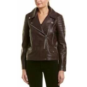 BAKER  ファッション 衣類 Walter Baker Alea Leather Jacket