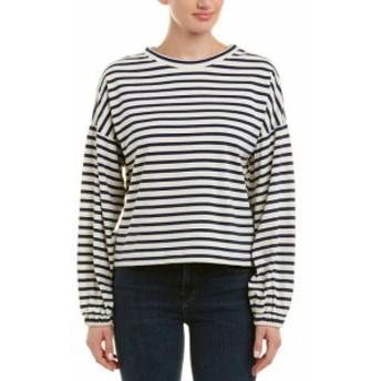 Parker パーカー ファッション トップス Parker Dropped-Shoulder Sweatshirt