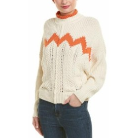 ファッション トップス Isabel Marant Knit Wool-Blend Pullover