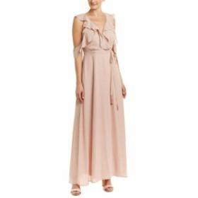 BB Dakota BB ダコタ ファッション ドレス Bb Dakota Rsvp Cold-Shoulder Maxi Dress