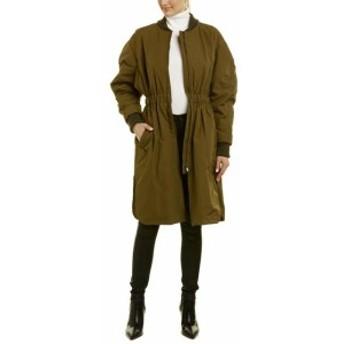 ファッション フォーマル Isabel Marant Wool-Blend Coat 36 Green