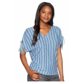 Lucky Brand ラッキーブランド 服 一般 Stripe Tie Shoulder Top