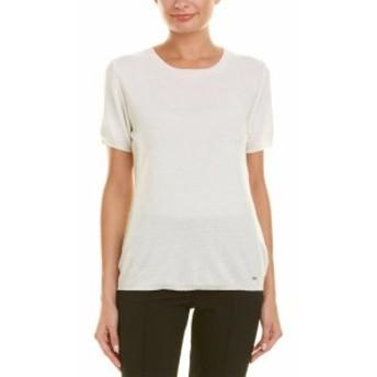 ESCADA エスカーダ ファッション 衣類 Escada Wool Pullover L White