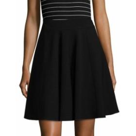 Rebecca Taylor レベッカテイラー ファッション スカート Rebecca Taylor Suiting Skirt 0 Black