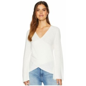 Michael Stars マイケルスターズ 服 スウェット Cashmere Blend Front-To-Back Cross Back Pullover