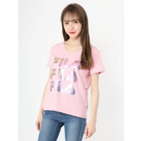 [マルイ]【セール】FILAプリントTシャツ/セシルマクビー(CECIL McBEE)
