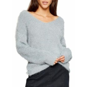 Sadie  ファッション トップス Sadie & Sage Soft Front Twist Sweater