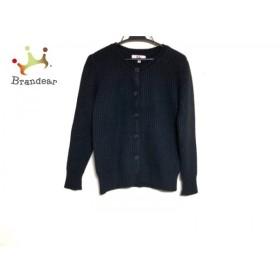 リカ RIKA カーディガン サイズXS レディース 黒×アイボリー 刺繍 新着 20190927