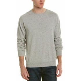 Heritage  ファッション トップス Heritage By Report Mens Heritage Crewneck Sweater L Grey