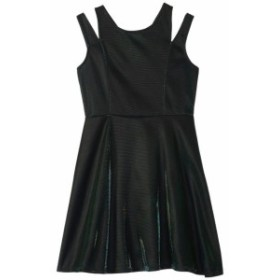 Us Angels ユーエスエンジェルズ ドレス 一般 Sleeveless Iridescent Skater Dress (Big Kids)