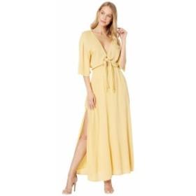 Amuse Society アミューズソサイエティー ドレス 一般 Lemongrass Woven Maxi Dress