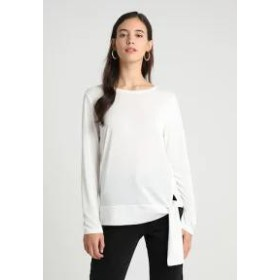 Banana Republic レディースその他 Banana Republic TIE FRONT - Long sleeved top - snow