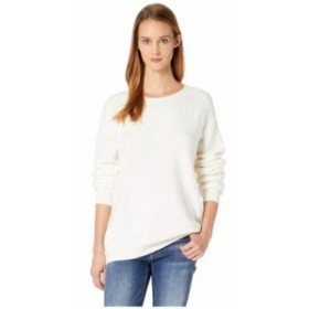NYDJ エヌワイディージェー 服 スウェット Velvet Tie Back Sweater