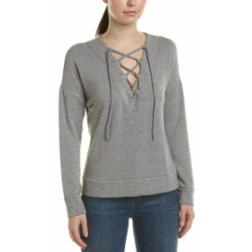 Stateside ステートサイド ファッション トップス Stateside Lace-Up Sweatshirt