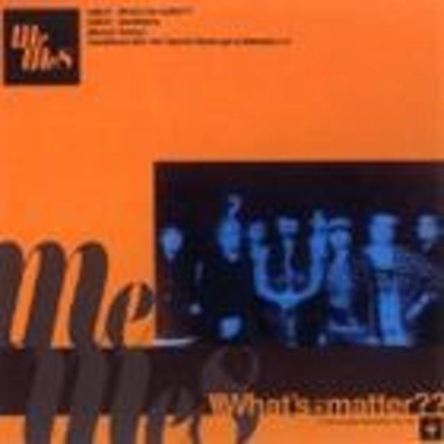 MeMe8 / What's the matter [CD]