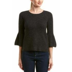 Terra  ファッション トップス Terra Luxe Cashmere Sweater L Grey