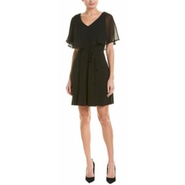 Sharagano  ファッション ドレス Sharagano A-Line Dress