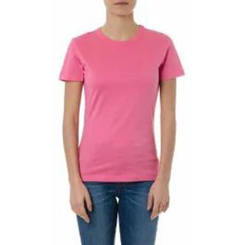 Maison Margiela レディースその他 Maison Margiela Pink Basic Cotton T Shirt Pink