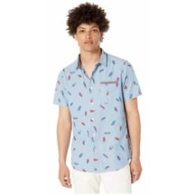 UNIONBAY ユニオンベイ 服 一般 Frankie Short Sleeve Button Up Woven Shirt
