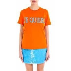 Alberta Ferretti レディースその他 Alberta Ferretti Love Is Love T-shirt Orange