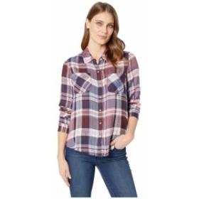 Lucky Brand ラッキーブランド 服 一般 Classic Pleat Back Plaid Shirt