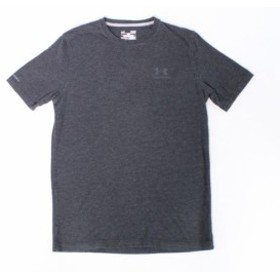 Under Armour アンダー アーマー ファッション トップス Under Armour NEW Solid Black Mens Size Small S Loose Fit Tee Shirt
