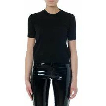 Maison Margiela レディースその他 Maison Margiela Black Cotton Iconic T-shirt Black