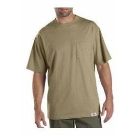 Dickies ディッキーズ ファッション アウター Dickies Mens  Short Sleeve 2-Pack T-Shirt