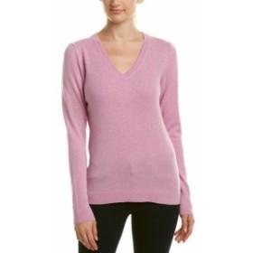 ファッション トップス Forte Cashmere Sweater Xs Purple