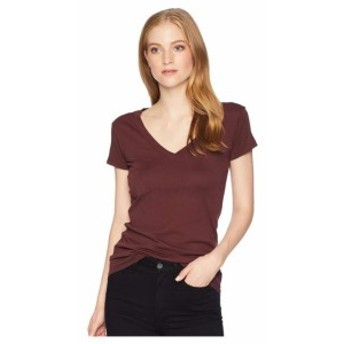 LAmade エルエーメイド 服 一般 V-Pocket Tee - Tissue Jersey