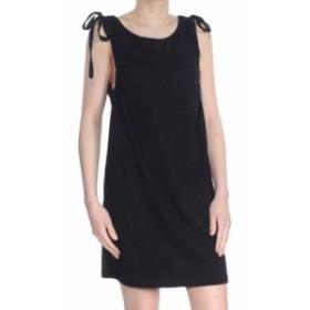 Sanctuary サンクチュアリ ファッション ドレス SANCTUARY NEW Black Womens Size Small S Tie Shoulder Shift Dress