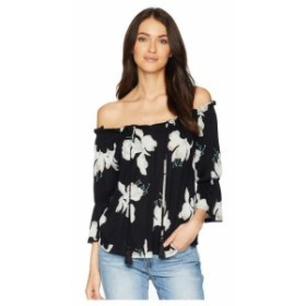 Lucky Brand ラッキーブランド 服 一般 Floral Print Off Shoulder Top