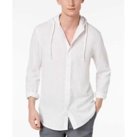 American  ファッション トップス American Rag Mens Hoodie White Size Large L Long Sleeve Drawstring