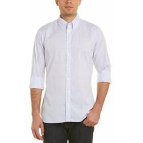ファッション アウター Turnbull & Asser Regular Fit Dress Sportshirt