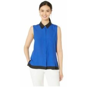 Calvin Klein カルバンクライン 服 一般 Trim Detail Sleeveless Oxford