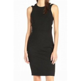 French Connection フレンチコネクション ファッション ドレス French Connection NEW Black Womens Size 0 Whisper Light Cut Out Dress