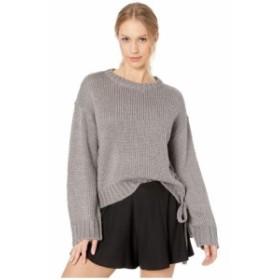BB Dakota ビービーダコタ 服 スウェット All Tied Up Lace-Up Sweater