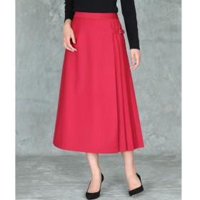CLEAR IMPRESSION / サイドプリーツスカート